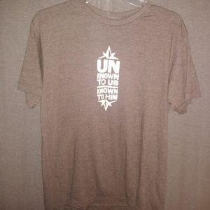 Isaiah 30:21 Tee Shirt Large Unisex Cotton Blend